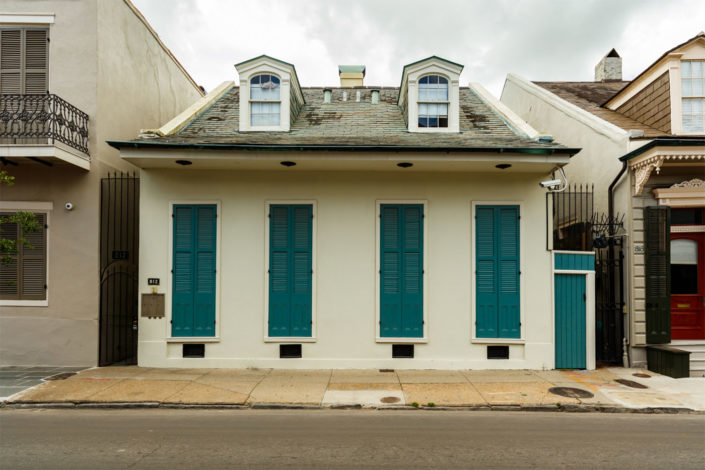 homes for sale in the french quarter