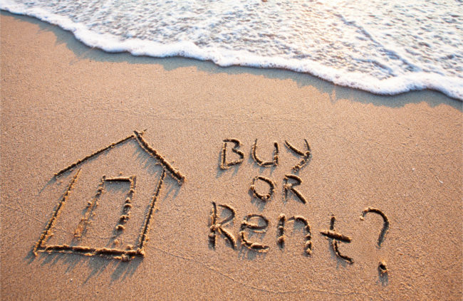 buy vs rent